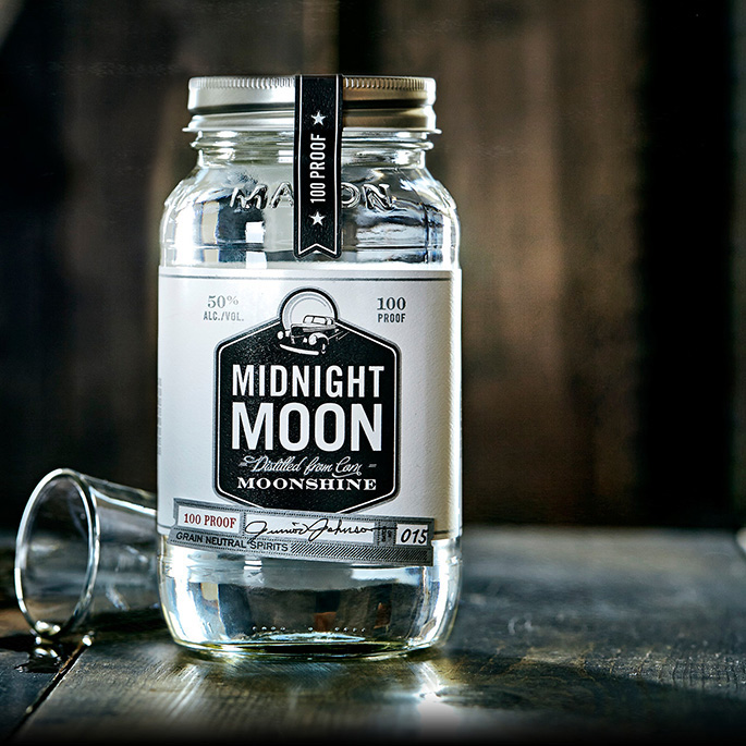 Midnight Moon Moonshine - Original
