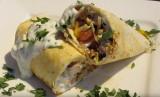 Tortilla Wraps mit Hähnchenbrust