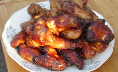 Chipotle Chicken Wings