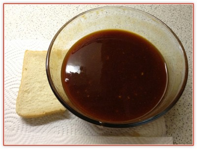 Honey-Curry BBQ Sauce