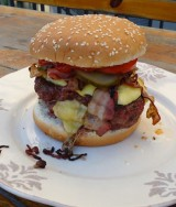 Jalapeno Bacon Cheeseburger