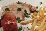 Buttermilch-Knoblauch-Hühnchen